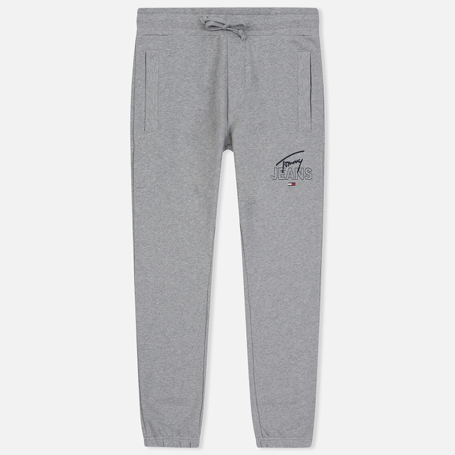Мужские брюки Tommy Jeans Essential Logo Light Grey Heather