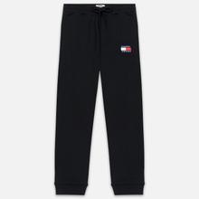 Мужские брюки Tommy Jeans Tommy Badge Jog Black фото- 0