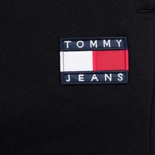 Мужские брюки Tommy Jeans Tommy Badge Jog Black фото- 2
