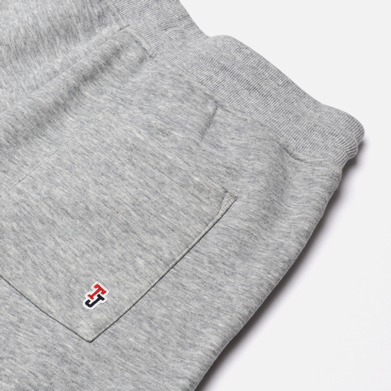 Мужские брюки Tommy Jeans Tommy Classic Relaxed Fit Joggers Light Grey Heather