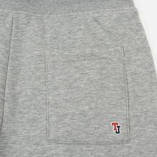 Мужские брюки Tommy Jeans Tommy Classics Light Grey Heather фото- 3
