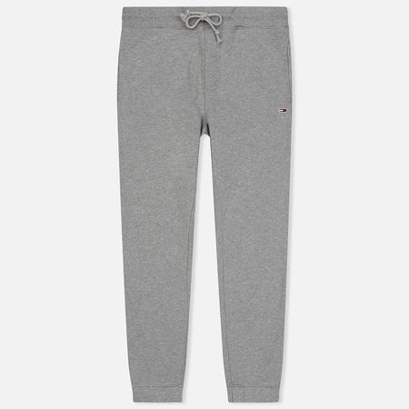 Мужские брюки Tommy Jeans Tommy Classics Organic Cotton Light Grey Heather