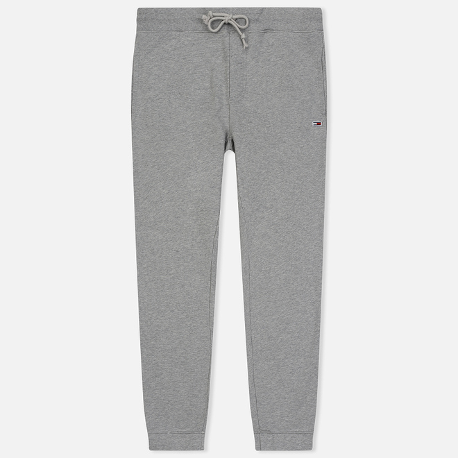 Мужские брюки Tommy Jeans Tommy Classics Organic Cotton Light Grey Heather