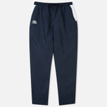 Мужские брюки Umbro Pro Training Aberdeen Track Navy/White фото- 0