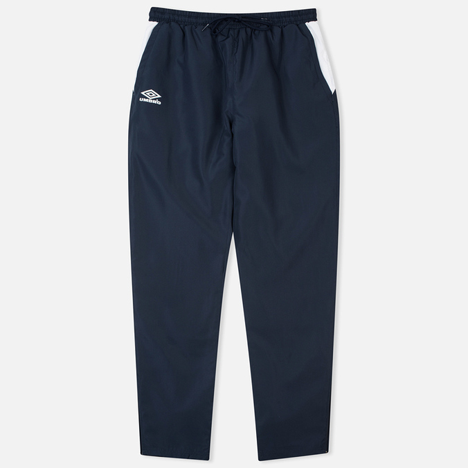 Мужские брюки Umbro Pro Training Aberdeen Track Navy/White