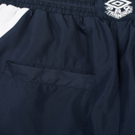 Мужские брюки Umbro Pro Training Aberdeen Track Navy/White фото- 5