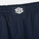 Мужские брюки Umbro Pro Training Wind Navy/White фото- 2