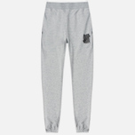 Undefeated 5 Strike Men's Trousers Grey Heather/Black photo- 0