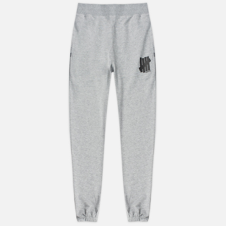 Мужские брюки Undefeated 5 Strike Grey Heather/Black