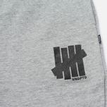 Мужские брюки Undefeated 5 Strike Grey Heather/Black фото- 1