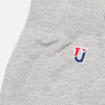 Мужские брюки Undefeated 5 Strike Terry Grey Heather фото- 2