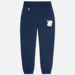 Undefeated 5 Strike Terry Men's Trousers Navy photo- 0