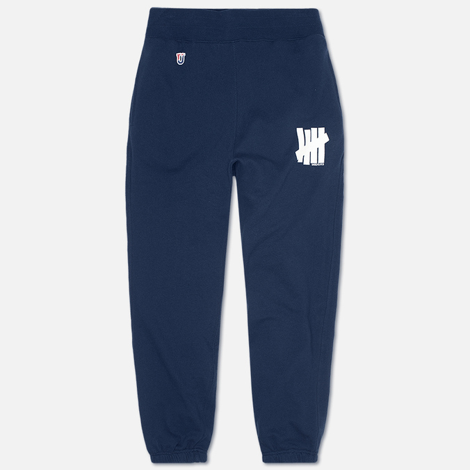 Undefeated 5 Strike Terry Men's Trousers Navy