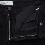 Мужские брюки Universal Works Aston Cord Midnight фото- 2