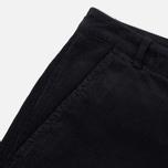 Мужские брюки Universal Works Aston Cord Midnight фото- 3