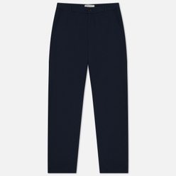 Мужские брюки Universal Works Aston Cotton Linen Navy