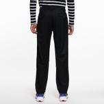 Мужские брюки Universal Works Aston Flannel Black фото- 6