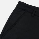 Мужские брюки Universal Works Aston Flannel Black фото- 3