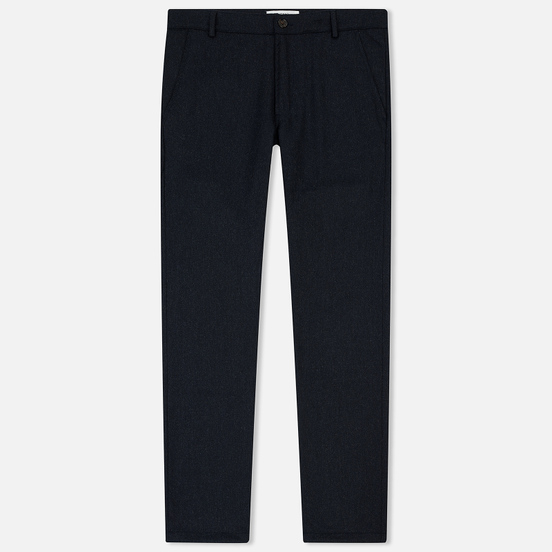 Мужские брюки Universal Works Aston Flannel Navy