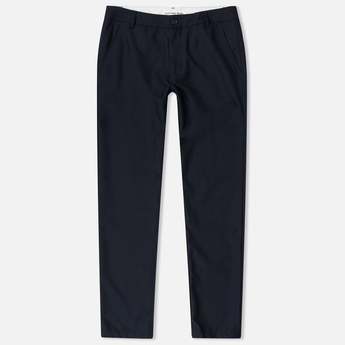 Мужские брюки Universal Works Aston Gaberdine Navy