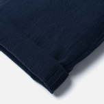 Мужские брюки Universal Works Aston Panama Cotton Navy фото- 4
