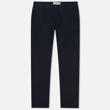 Мужские брюки Universal Works Aston Poplin Dark Navy