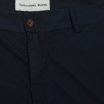 Мужские брюки Universal Works Aston Poplin Dark Navy фото- 2