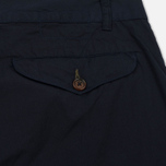 Мужские брюки Universal Works Aston Poplin Dark Navy фото- 4