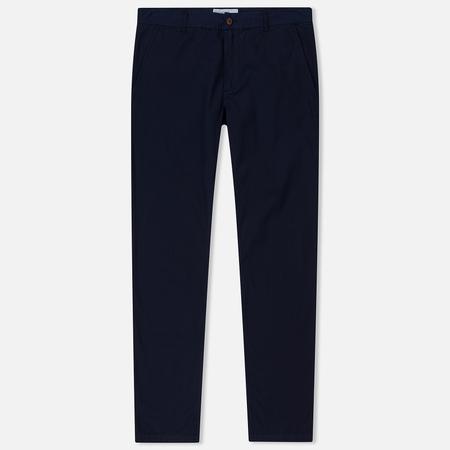 Мужские брюки Universal Works Aston Poplin Navy