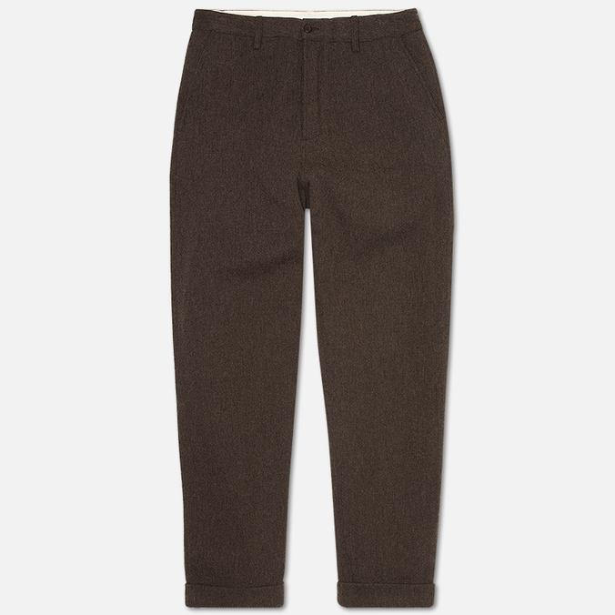 Мужские брюки Universal Works Aston Tapered Earth