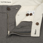 Мужские брюки Universal Works Aston Texture Cotton Grey фото - 3