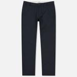 Мужские брюки Universal Works Aston Tropical Wool Navy фото- 0