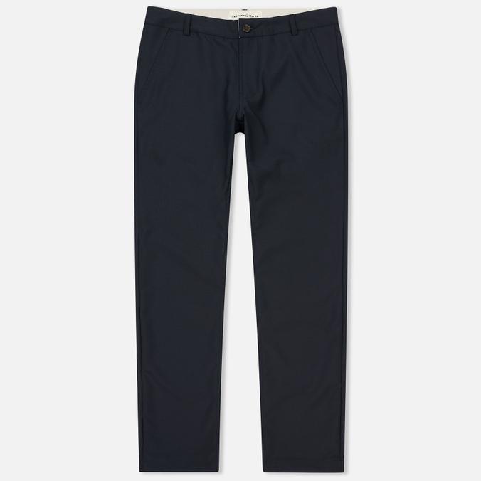 Мужские брюки Universal Works Aston Tropical Wool Navy