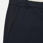 Мужские брюки Universal Works Aston Tropical Wool Navy фото- 1