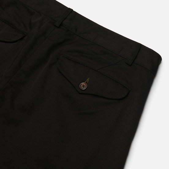 Мужские брюки Universal Works Aston Twill Black