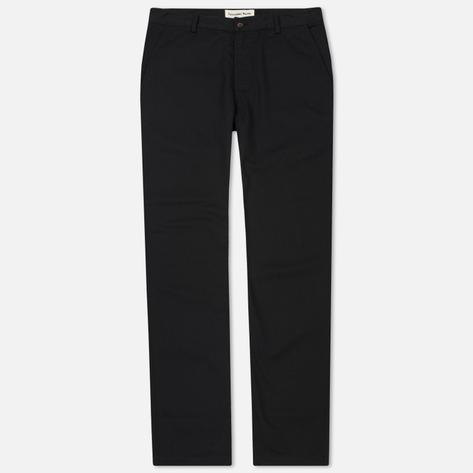Мужские брюки Universal Works Aston Twill Black