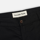 Мужские брюки Universal Works Aston Twill Black фото- 1