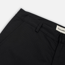 Мужские брюки Universal Works Aston Twill Black фото- 3