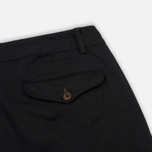 Мужские брюки Universal Works Aston Twill Black фото- 4
