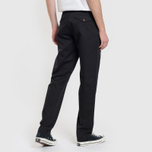 Мужские брюки Universal Works Aston Twill Black фото- 6
