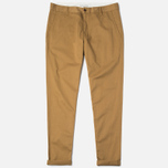 Мужские брюки Universal Works Aston Twill Camel фото- 0