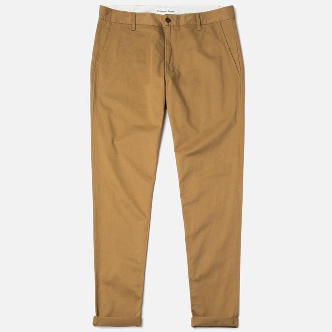 Мужские брюки Universal Works Aston Twill Camel