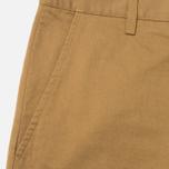 Мужские брюки Universal Works Aston Twill Camel фото- 1