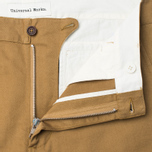 Мужские брюки Universal Works Aston Twill Camel фото- 2