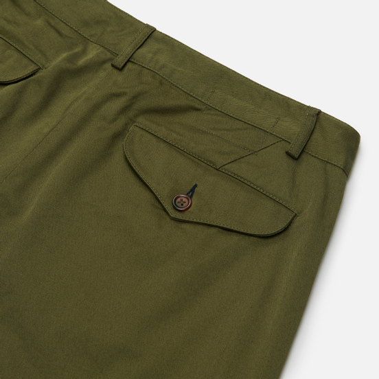 Мужские брюки Universal Works Aston Twill Light Olive