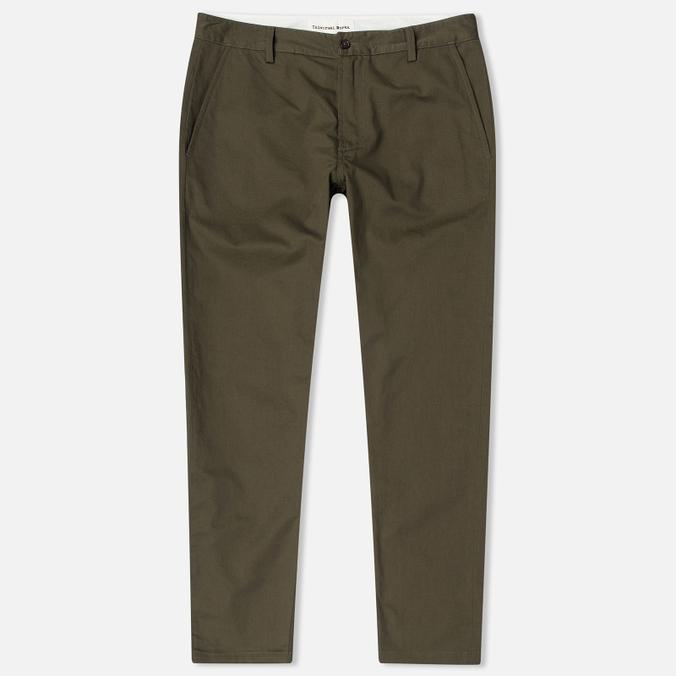 Мужские брюки Universal Works Aston Twill Military Olive