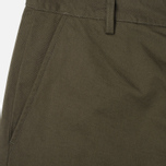 Мужские брюки Universal Works Aston Twill Military Olive фото- 2