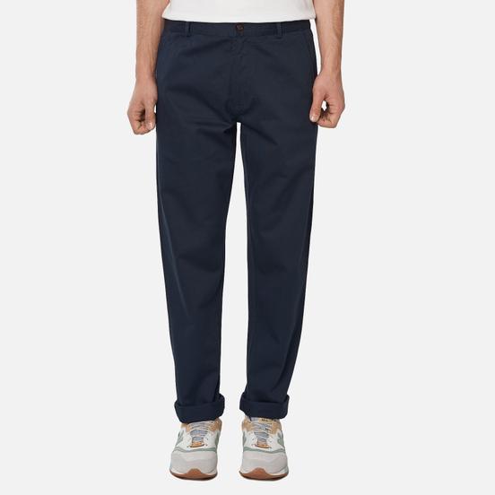Мужские брюки Universal Works Aston Twill Navy
