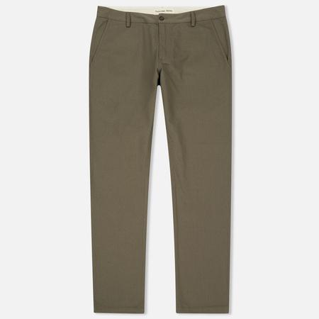 Мужские брюки Universal Works Aston Twill Olive