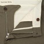 Мужские брюки Universal Works Aston Twill Olive фото- 3